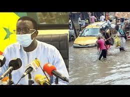Inondations au sénégal : « Ce qui me gène, c'est cette récupération politicienne qui en est faite » (Amadou Ba)