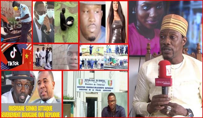 TANGE SHOW: Une femme de 25 ans cuisine ses 2 enfants, le faux kocc Serigne Niasse a filmé 100 femmes mariées , Bougane vs Sonko, Macky sue son 31 à Keur Massar....