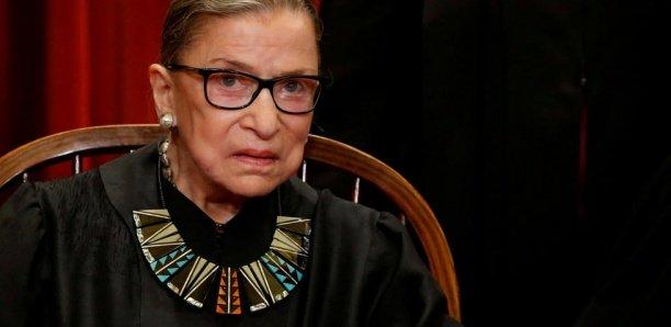 États-Unis : la juge de la Cour suprême Ruth Bader Ginsburg est décédée