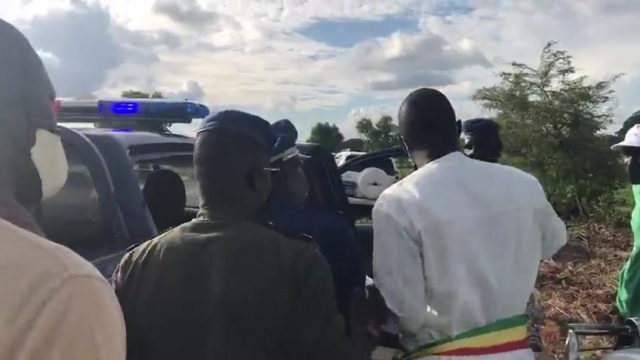 Fausse note dans la visite présidentielle : Docteur Abdourahmane Diallo, un fervent défenseur de Macky Sall arrêté…
