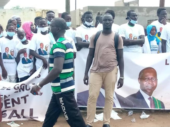 Tous les leaders de Gossas se sont rendus à Fatick pour accueillir Macky Sall