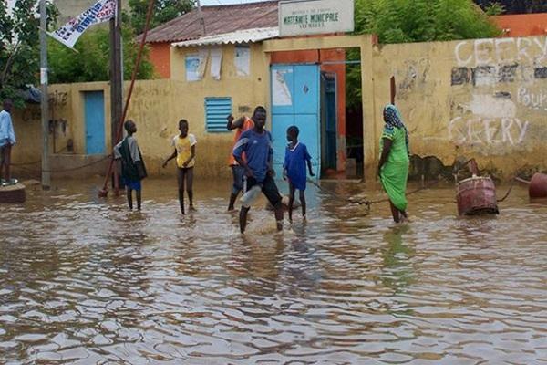Impacts des inondations : 1.903 ménages sinistrés recensés dans la région de Kaffrine