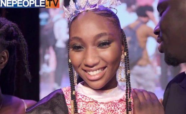 Rokya Sarr élue nouvelle Miss Sénégal France 2020