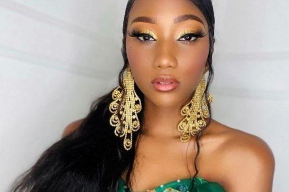 La Face cachée de Rokhaya Sarr, miss Sénégal en France 2020.