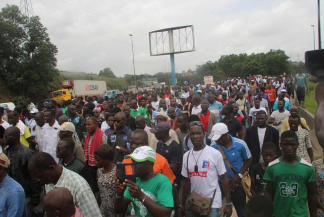 «Le peuple ivoirien ne peut pas se soumettre à des décisions antidémocratiques»