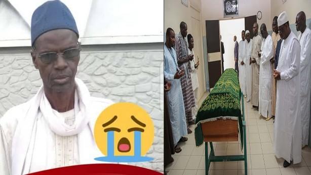 Urgent – Nécrologie : APR en deuil, le maire Magay GAYE n'est plus!