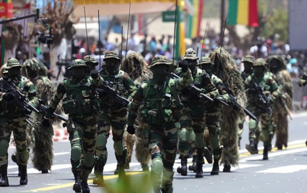 Sénégal : les 208 militaires testés positifs à la covid19 de retour d'une mission en Gambie sont déclarés guéris, 10 jours après