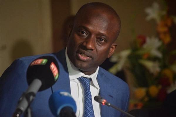 Aboubacar Sedikh Bèye, son directeur général se veut rassurant : « le Port fonctionne à plein régime dans un contexte extrêmement moribond... »