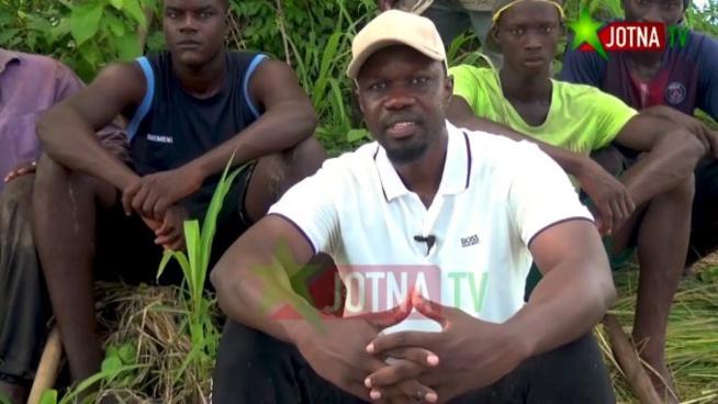 Séries d'attaques de Bougane Gueye Dani et certains membres de l'opposition…Ousmane Sonko fait une sortie surprenante