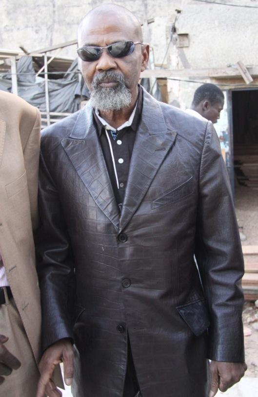 Pape Samba Mboup et son nouveau style