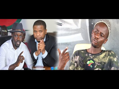 Clash Sonko – Bougane: Fou malade tranche « Sonko dafa bind lettre sani…Bougane s'il se sent visé..