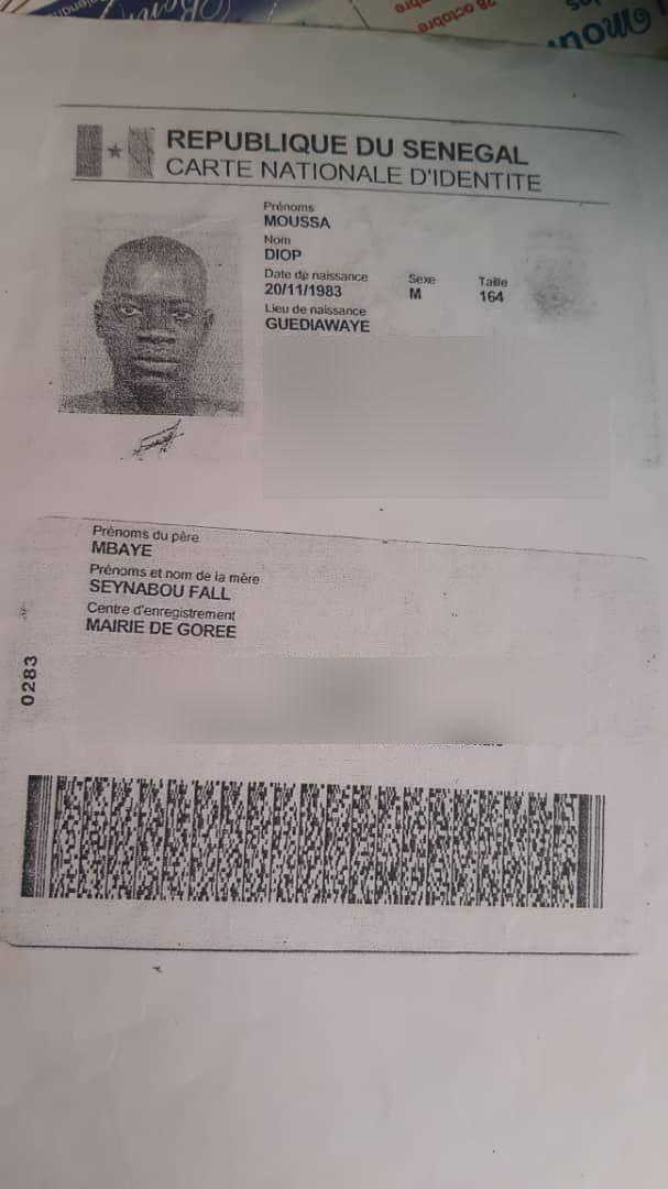Alerte escroqueries : Un homme du nom de Moussa Diop use de sa situation de handicap pour arnaquer des gens, soyez vigilants !