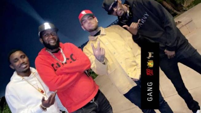 """Les propos de Chris Brown à Wally Seck : """"Dadié na ak goor bou…"""""""