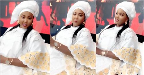 De retour de sa « lune de miel », Alima Dione brise le silence « Mangui wone fou nékh… »
