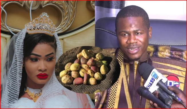 Mariage de Soumboulou dresse ses premiers mots à Abdoulaye Diop Khass son mari