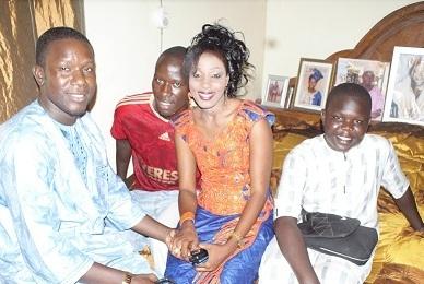 « J'ai eu une déception après la mort de mon mari « , nous confie Tacko Guèye alias Derem, comédienne