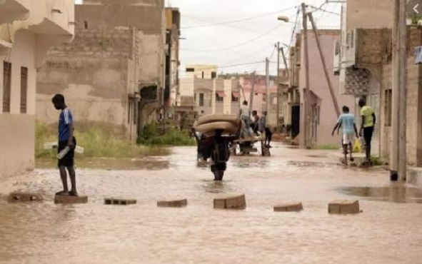 De bons points dans la lutte contre les inondations à Kolda : Plus de 77 maisons libérées des eaux par les sapeurs-pompiers