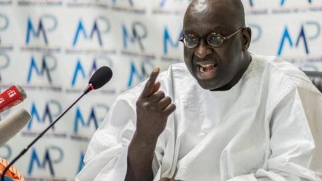 Pape Massata Diack continue sa campagne contre la France: « France dafa def louko nex … »
