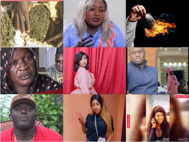 100% PEOPLES: Esther Ndiaye MDHM déchire la toile avec son jean, Astar joue le koba, Balla Gaye repond aux détrateurs de Soumboulou, Aissatou Diop Fall pourquoi j'avais porter plainte à Sidy L Niasse...
