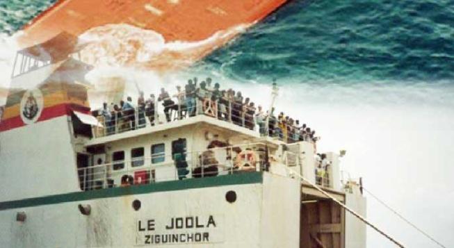 """Naufrage du bateau """"Le Joola"""": ce que les familles des victimes attendent depuis 18 ans…"""