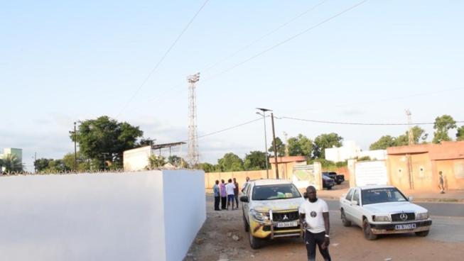 PHOTOS-Foncier à Thiès/Le Parking d'en face du Stade Maniang Soumaré liquidé: Les habitants avertissent...