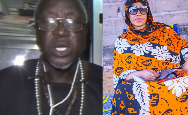 Urgent: Déclaration de Serigne Cheikh Ndigeul Fall sur les heritiers de Cheikh Bethio et sur le cas Sokhna Aida Diallo « Delolen Sen Xeel »