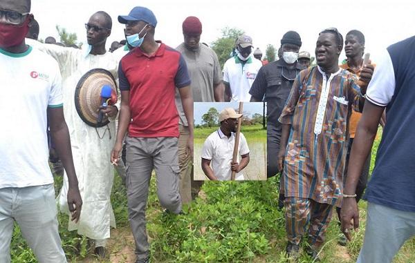 En visite dans les régions: Quand Ousmane Sonko expérimente les vacances agricoles patriotiques…