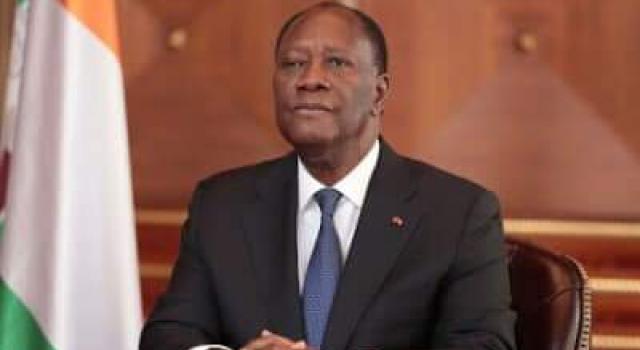 Côte d'Ivoire: il faut «arrêter de faire peur aux Ivoiriens», fustige Alassane Ouattara