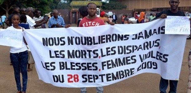 Massacre du 28 septembre en Guinée : 11 ans après, les victimes réclament toujours justice