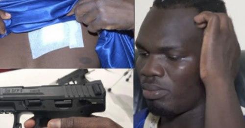 Boy Malika, agressé et blessé par balle : les médecins n'arrivent toujours pas à retirer la balle