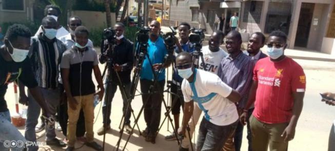 Agressée par la police, Adja Ndiaye va mal: la presse devant le ministère de l'Intérieur ce mercredi