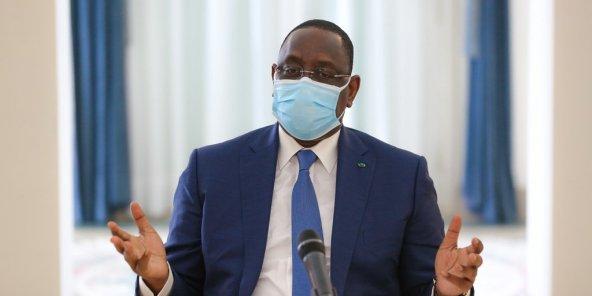 Avec 22,4 milliards d'euros (15.000 milliards F CFA), Macky Sall tient sa relance économique