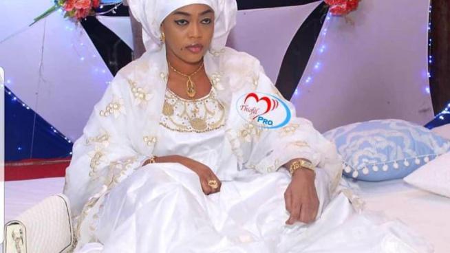 Dernière minute – Magal à Ngabou – Sokhna Aïda fait taire les rumeurs «… »
