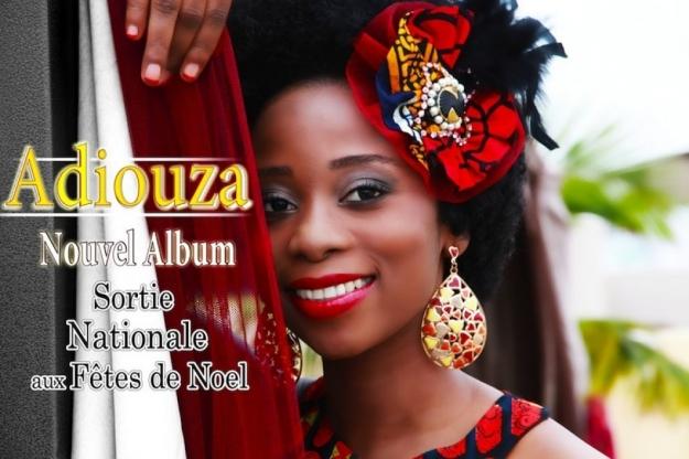 Nouvel album : Le cadeau de Noël d'Adiouza à ses fans