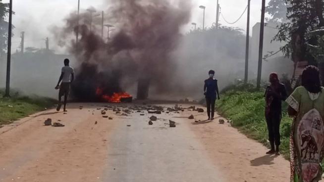 Déguerpissement au quartier Terme Sud de Ouakam: trois blessés enregistrés du côté de la gendarmerie