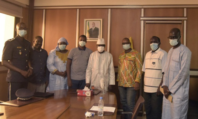 Protestation auprès du ministre de l'intérieur : Les remarques de la CAP à Aly Ngouille Ndiaye.