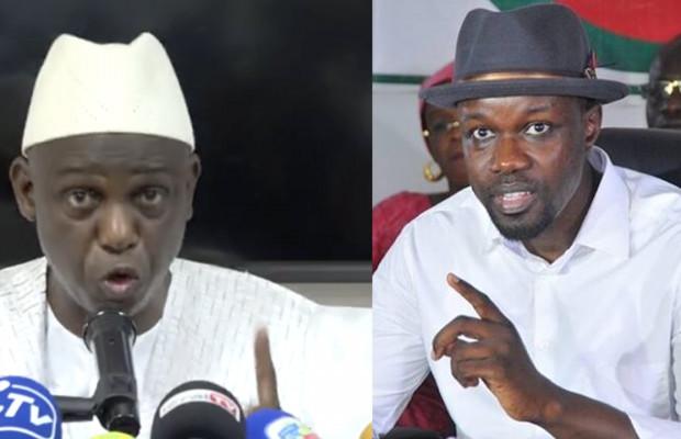 Les nouvelles révélations de MANSOUR FAYE : « OUSMAN SONKO Nama Jox autorisation Ma Géné Audio Bii»