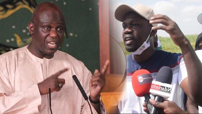 """Ousmane Sonko: """"Mansour, puisque je suis votre tuteur, je vous autorise immédiatement à publier, afficher, divulguer, partager ..."""""""