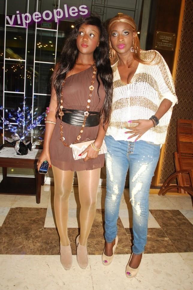 Gabrielle Goudiaby et Ndeye Gueye ont animé au Senat