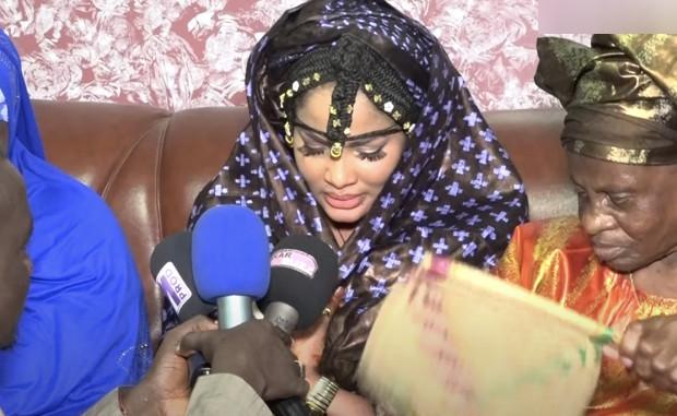 Soumboulou Brise Le Silence Après Son Mariage Buzz « Limay Niane Yalla »
