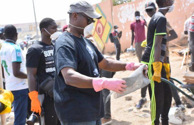 Ouakam - Les militaires expulsés sauvés par Barthlémy Dias qui dit à Macky Sall et au Cemga...