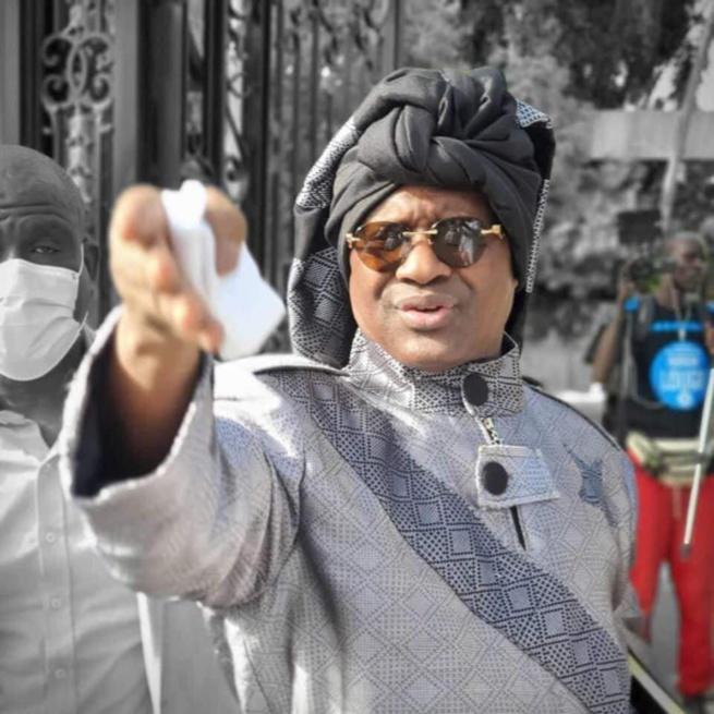 Magal Touba - Serigne Modou Kara en retraite mystique chez feu Djiliy Mbaye