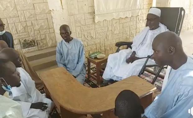 Vidéo-Touba : Les mots de Serigne Cheikh Saliou Mbacké à Ousmane Sonko