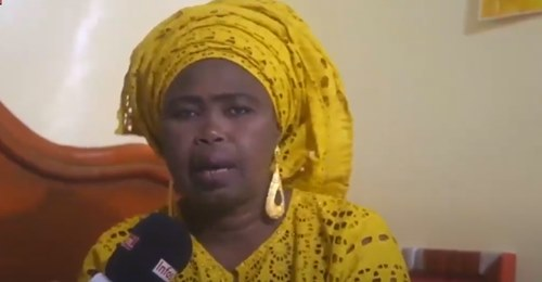 Mère Diagne (MDHM): « Awma borom keur… gayi gnémé wougnou ma… »