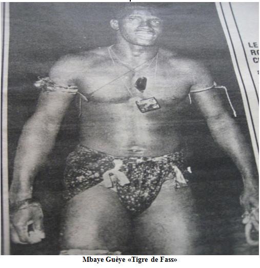 "Lambi demb - Mbaye Guèye (Écurie de Fass) ""achève"" le travail mystique De Mame Gorgui Ndiaye"