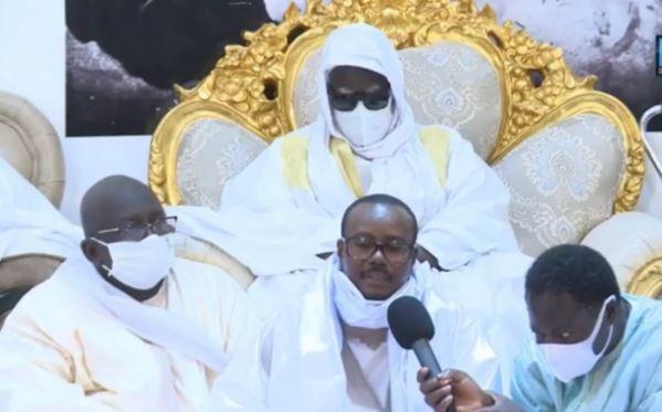 MAGAL 2020 : Serigne Mountakha Mbacké vante les mérites de ceux qui ont osé affronter le virus suite à son appel à venir célébrer le 18 Safar à Touba