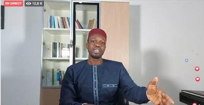 Direct :Urgent –  Ousmane Sonko répond à Yakham Mbaye, Mansour Faye et Cheikh Issa SALL