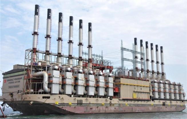 Approvisionnement en combustible de la centrale turque: le flagrant délit continue