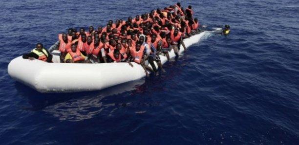 La Marine intercepte 183 candidats à l'émigration