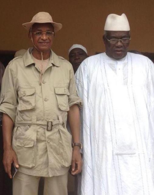 Présidentielle en Guinée: La pertinente proposition, au nom de ses pairs des autres régions, d'El Hadj Sékhouna Soumah
